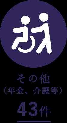 その他(年金、介護等)