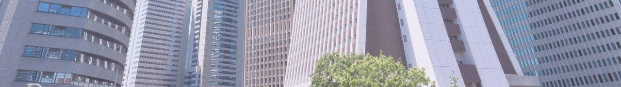 オフィスビル群の画像